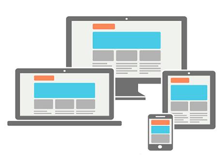 Responsive UI/UX Designs